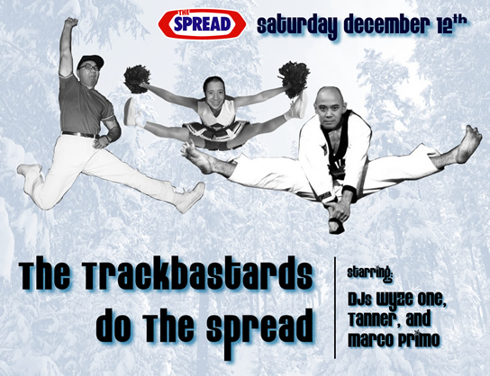 TrackBastards do The Spread