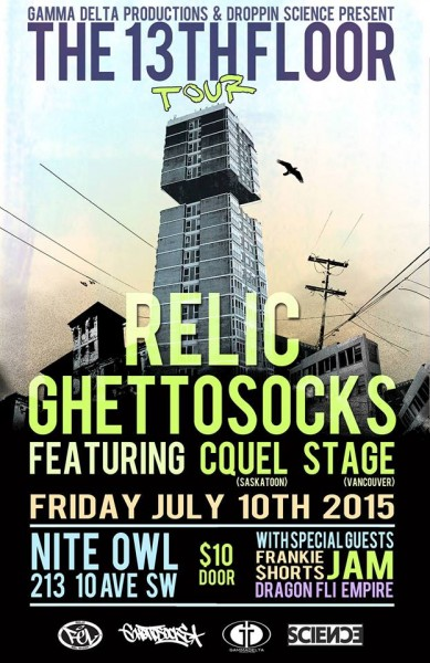 relic-show