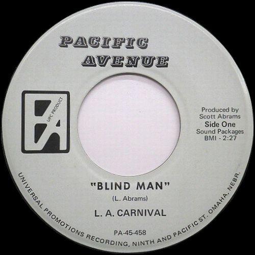 Blind Man 45